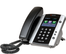 vvx500-Téléphonie-VoIP