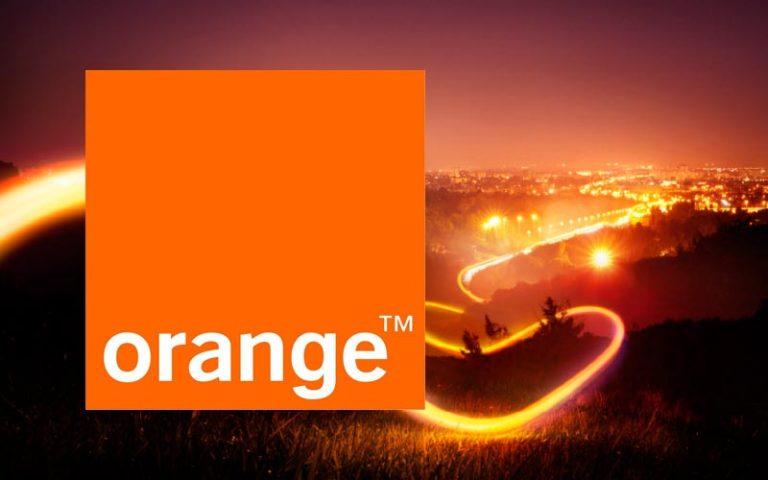 orange-fibre optique