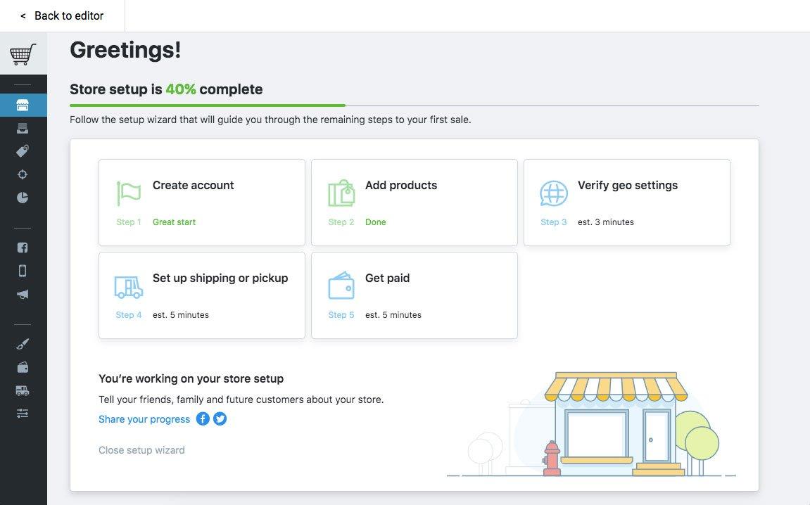 Online-store-dashboard