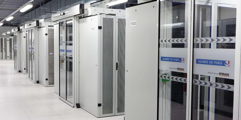 La ville de Paris s'est offert son propre datacenter