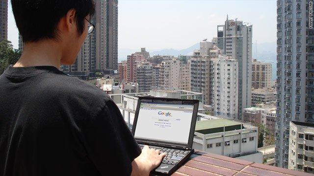 Vers un accès Internet restreint à Hong-Kong