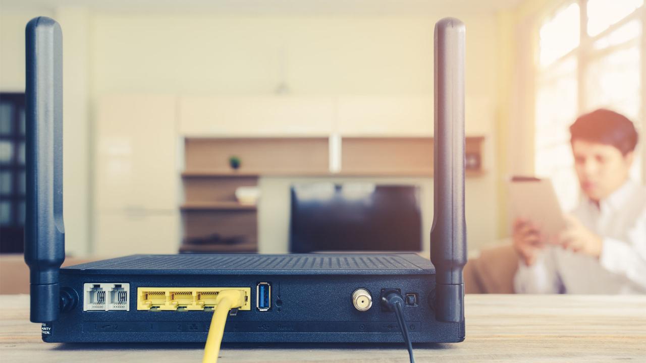 Débit lent d'une ligne ADSL