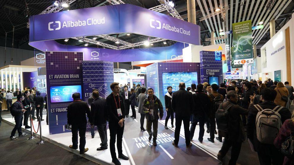 Alibaba s'érige en réel concurrent sur le marché du cloud