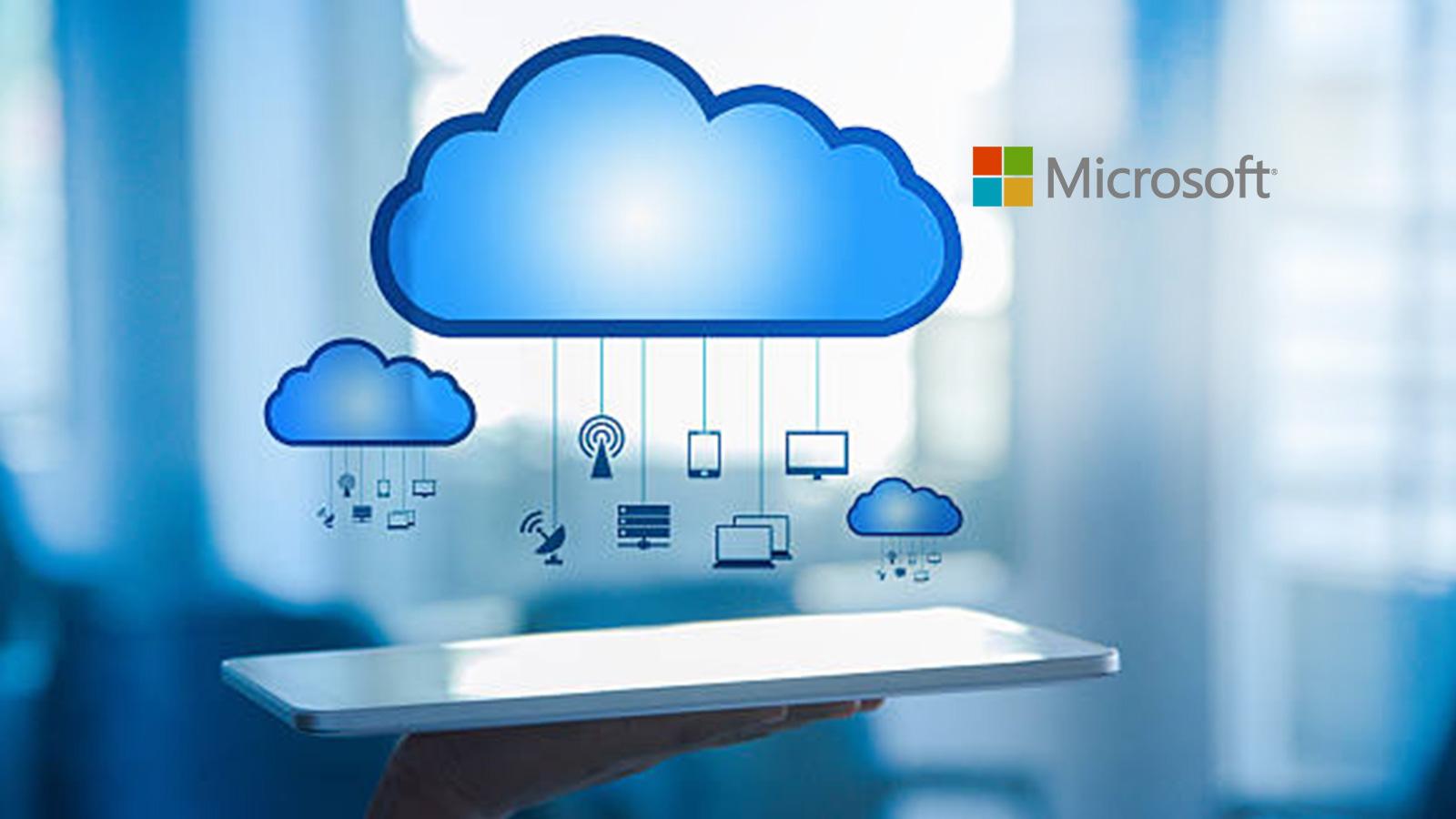 Microsoft toujours au top, propulsé par son offre cloud