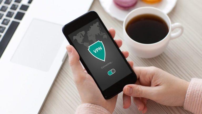 Un VPN sur smartphone