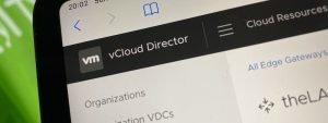 VCloud VMware