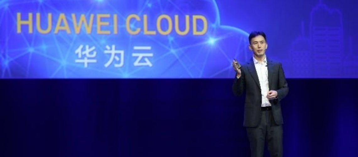 Huawei veut accélérer dans l'univers du cloud et de l'IA