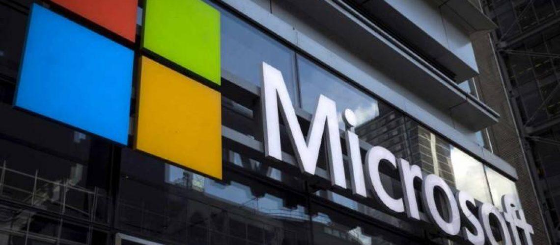 Microsoft veut 40 millions de connectés en plus d'ici 2022