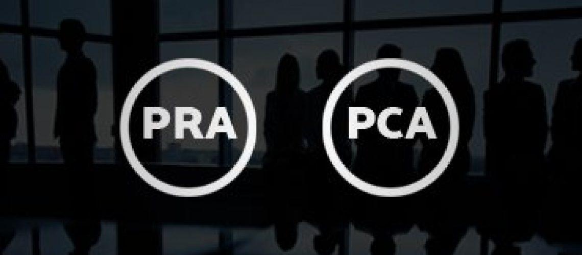PCA -PRA